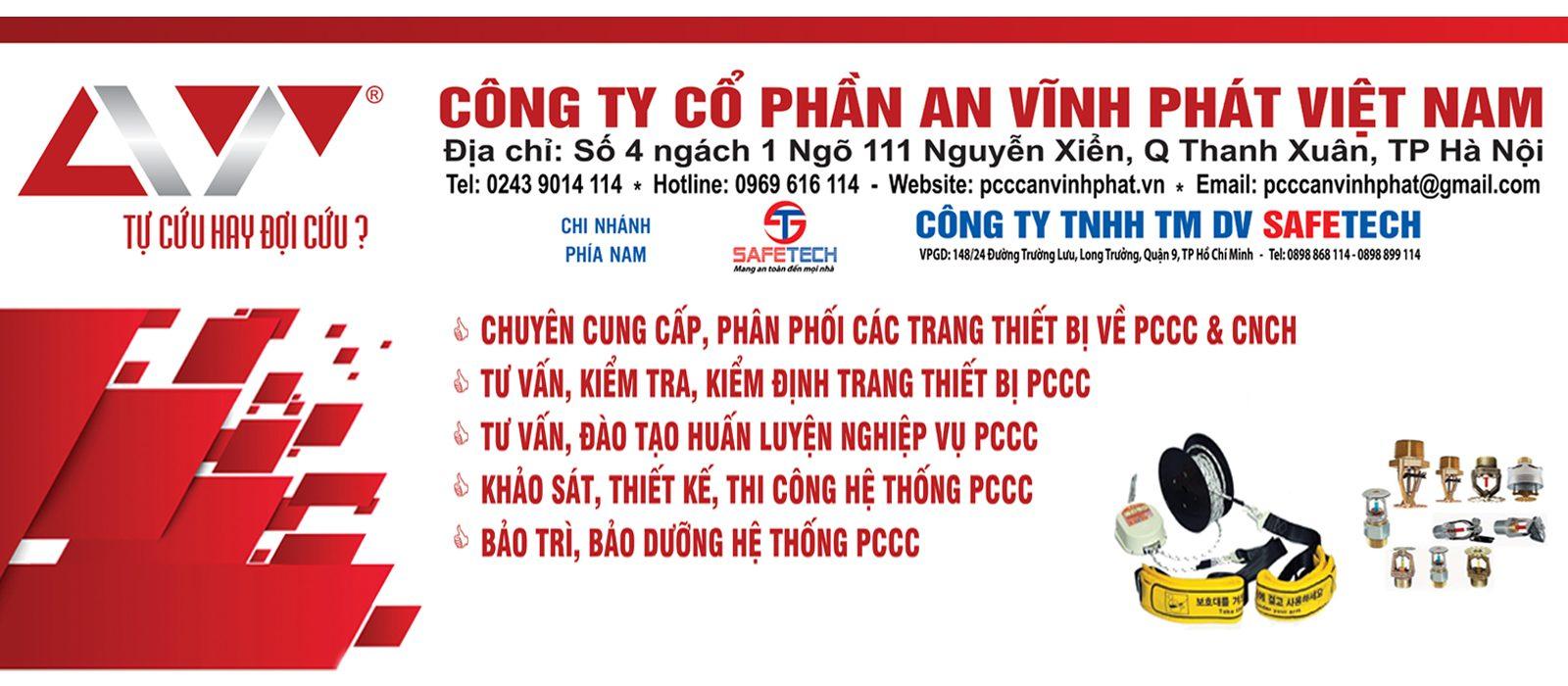 cong ty co phan an vinh phat viet nam