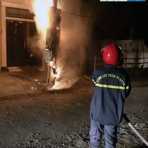 Cảnh báo nguy cơ cháy nổ do nhu cầu sử dụng điện tăng cao