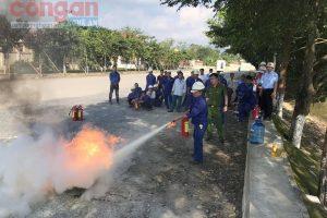 Nghệ An: Nâng cao hiệu quả phòng cháy, chữa cháy và cứu nạn, cứu hộ
